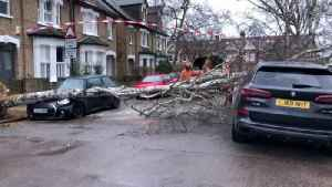 News video: Storm Ciara Is Battering the U.K. with Rain, Floods and Winds Up to 90mph