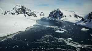 Antarctica Hits Record High Temperature [Video]