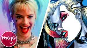 Top 10 Things Birds of Prey Got Right & Wrong [Video]