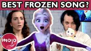 Let It Go vs. Into the Unknown: Does Frozen II Deserve the Oscar? [Video]