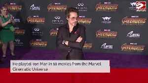 Robert Downey Jr. would love to have been Hawkeye [Video]