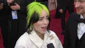 Billie Eilish Talks Oscars 'In Memoriam' Performance [Video]