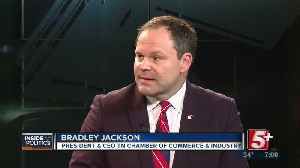 Inside Politics: Bradley Jackson P.1 [Video]