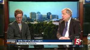 MorningLine: National Politics P.4 [Video]