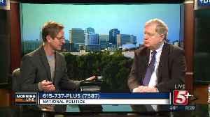 MorningLine: National Politics P.2 [Video]