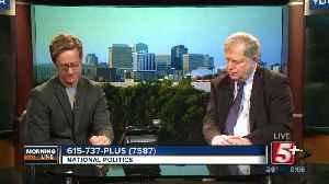 MorningLine: National Politics P.1 [Video]