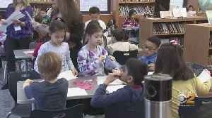 New Jersey Students Make Valentine's Day Cards For Veterans [Video]