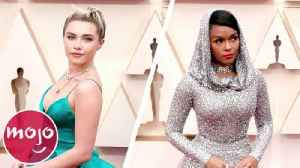 Top 10 Best Looks at the 2020 Oscars [Video]
