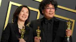 Parasite: The first foreign-language film to win big at the Oscars [Video]