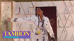 Tamron Hall Takes You Backstage At The OSCARS® Red Carpet [Video]