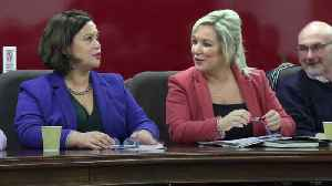 News video: Mary Lou McDonald: The two-party system is