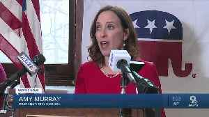Amy Murray leaving Cincinnati City Council for Department of Defense [Video]
