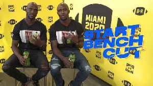 Start, Bench, Cut with McCourty Bros [Video]