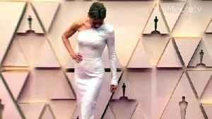 Oscars 2020 Renée Zellweger Wins Best Actress for Judy [Video]