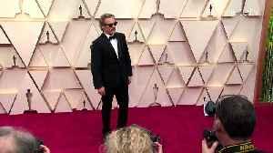 Oscars 2020 Joaquin Phoenix Wins Best Actor for Joker [Video]