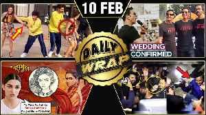 News video: Kartik & Sara's Prank, Deepika On Mahabharat, Akshay & Ajay At Mumbai Police Marathon | Top 10 News