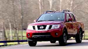 2020 Nissan Frontier Driving Video [Video]