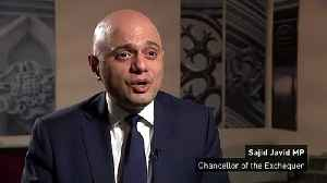 Sajid Javid: Government will invest in local infrastructure [Video]