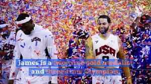 LeBron James Headlines US Olympic Finalists List [Video]