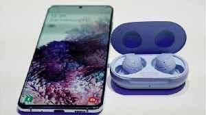 Samsung Offering 4G Version Of Galaxy S20 [Video]