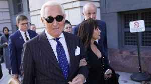 News video: Prosecutors Recommend That Roger Stone Serve Up To 9 Years In Jail