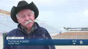 Cowboys and weather, what affect rain could have on Tucson Rodeo [Video]