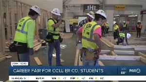 Career fair for Collier County students [Video]