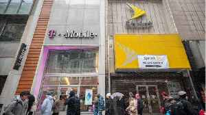 Sprint's Stock Up 75%, Judge Approves T-Mobile Merger [Video]