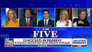 Juan Williams defends disarray in Democratic Party [Video]