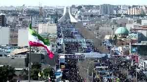 Iran marks revolution anniversary amid U.S. tensions [Video]