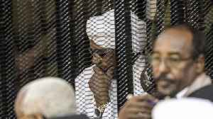 Sudan To Hand Over Ex-President For War Crimes Trial [Video]