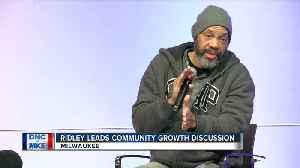 Milwaukee 2020 Host Committee holds second community summit ahead of DNC [Video]