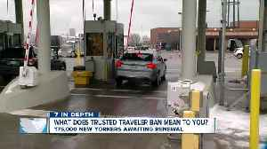 Debate intensifies over Green Light Law and Trusted Traveler Programs [Video]