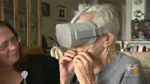 VR Technology Coming To Air Of Aging Military Veterans [Video]