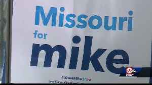 News video: Mike Bloomberg making push to win Missouri's presidential primary in March