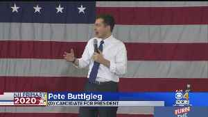 Pete Buttigieg Supporters Hopeful Ahead Of NH Primary [Video]
