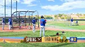 White Sox Start Swinging At Spring Training [Video]