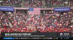 President Trump Hosts Rally In Manchester, NH [Video]
