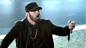 Eminem's Performance At The Oscars Was Top Secret [Video]