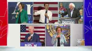 News video: Democrats Make Final Push Before New Hampshire Primary