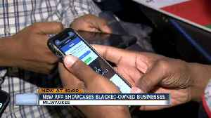 MKE Black: New mobile app spotlights black-owned businesses [Video]
