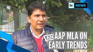 News video: 'Delhi has accepted governance model': AAP's Saurabh Bhardwaj