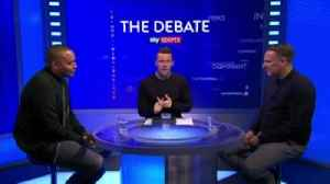 Merse: Emery right to question players [Video]