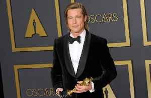 Brad Pitt 'put real work' into his award show speeches [Video]