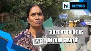 'Hoping SC will favor us': Delhi gang-rape victim's mother [Video]