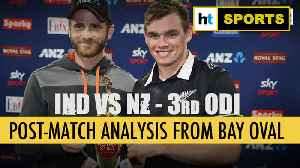 India suffer ODI series whitewash against New Zealand [Video]