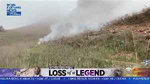 CBS News Exclusive: New Video Shows Scene Immediately After Kobe Bryant's Helicopter Crashes [Video]
