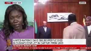 Sudan's government agrees to hand Omar al-Bashir over to ICC [Video]