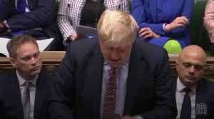 Boris Johnson gives the go-ahead for HS2 [Video]