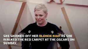 Olivia Colman's nervous hairdresser [Video]